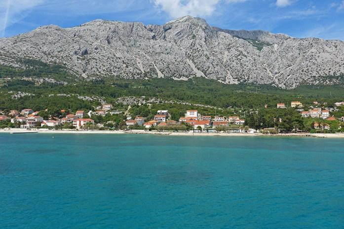 Roteiro pelos Balcãs. Ilha de Kórcula. Cróacia