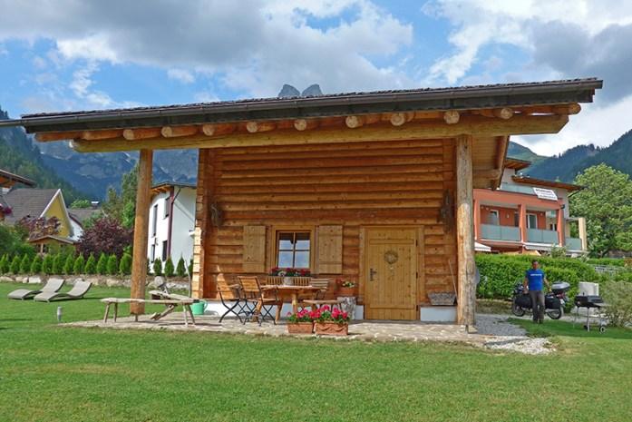 Alojamento rural nos arredores de Salzburgo