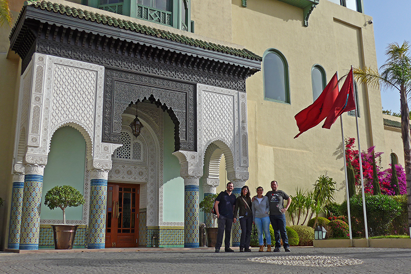 Onde dormir em Marrocos? Palais Faraj Suites & Spa, Fez
