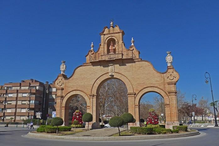 Puerta de Estepa, Antequera