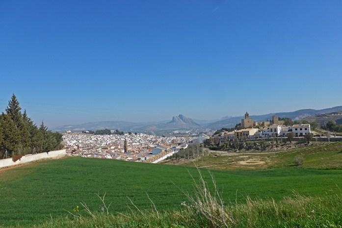 Cidade de Antequera, Rota do Megalítico Espanha