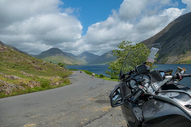 Estradas Panorâmicas de Lake District