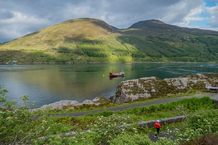 Ferry Glenelg - Skye