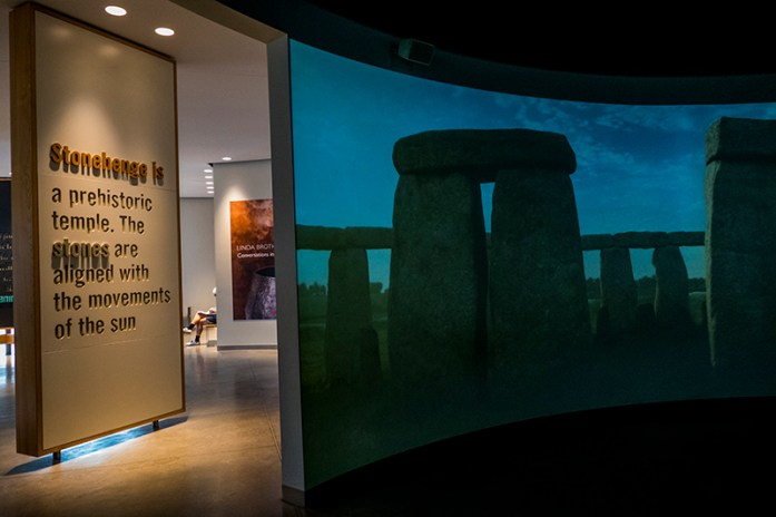 Museu do Centro de Visitantes de Stonehenge
