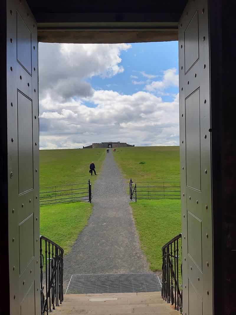 Musseden Temple - Visitar a Irlanda do Norte