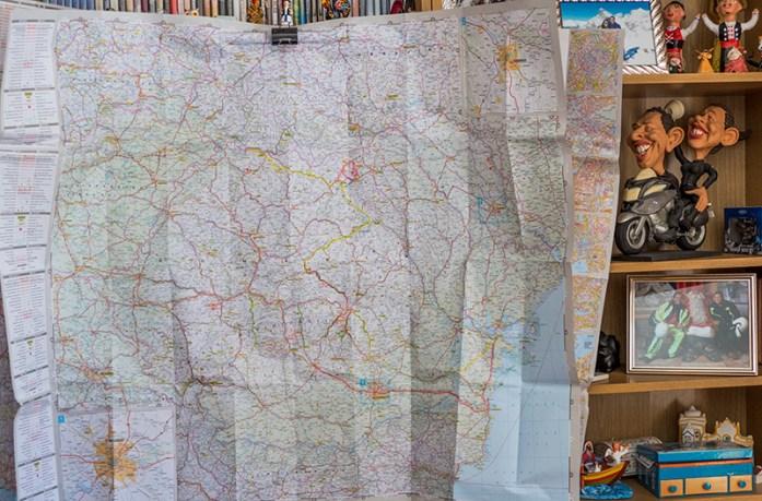 Preparação de viagem à Roménia: Mapa Marco Polo 1 : 800 000