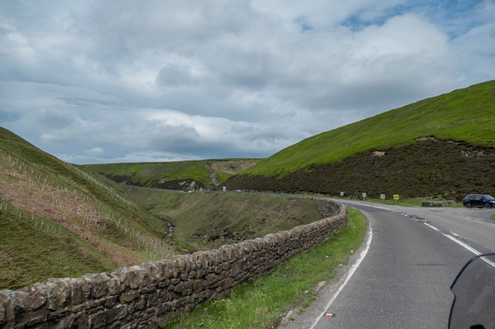 Snake Pass, Hope Valley, Peak District