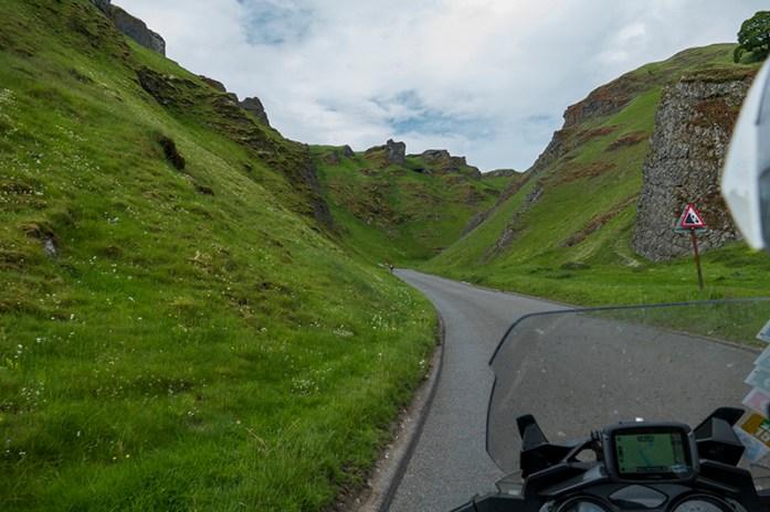 Winnats Pass, Castleton