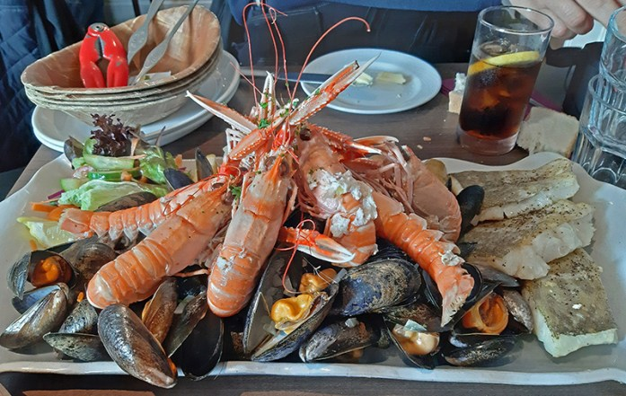 Restaurante Sea Breezes Portree