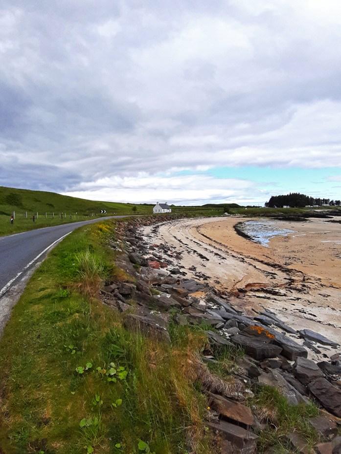 Mallaig, '' A estrada para as ilhas''