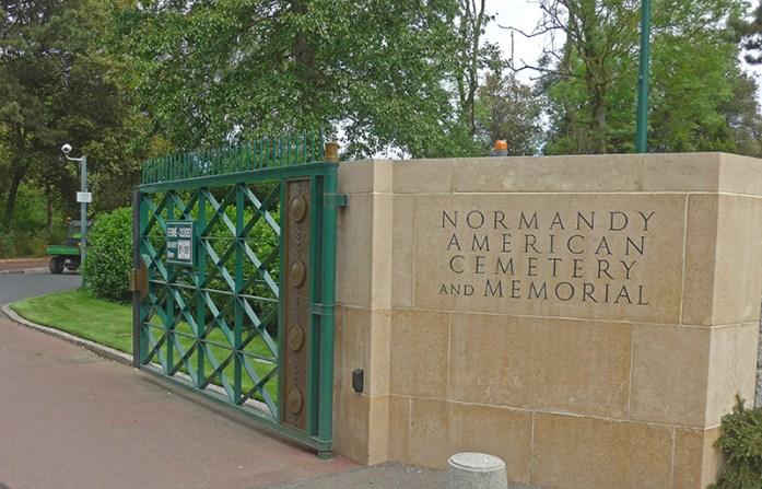 Cemitério Americano da II Guerra Mundial