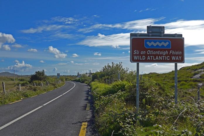 Wild Atlantic Way, Condado de Galway