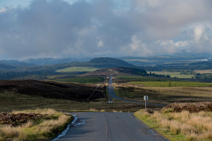 Miradoudo de Suidhe, Loch Tarff, Fort Augustus