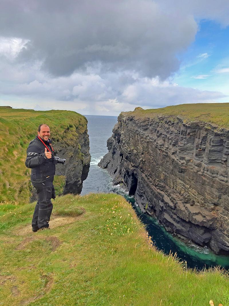 Wild Atlantic Way: Kilkee Cliff's
