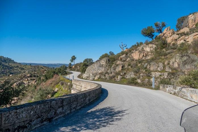 Melhores estradas de Portugal: Estrada M611 | Miradouro de São Gregório - Estevais
