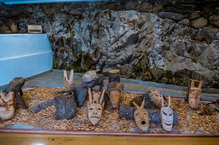 Vale Varosa: Centro Interpretativo da Máscara Ibérica