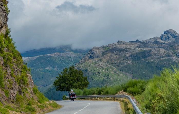 Estrada M503 Miradouro de Tibo, Serra da Peneda