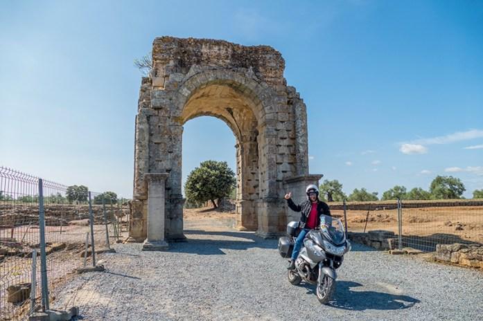 Cidade Romana de Cáparra
