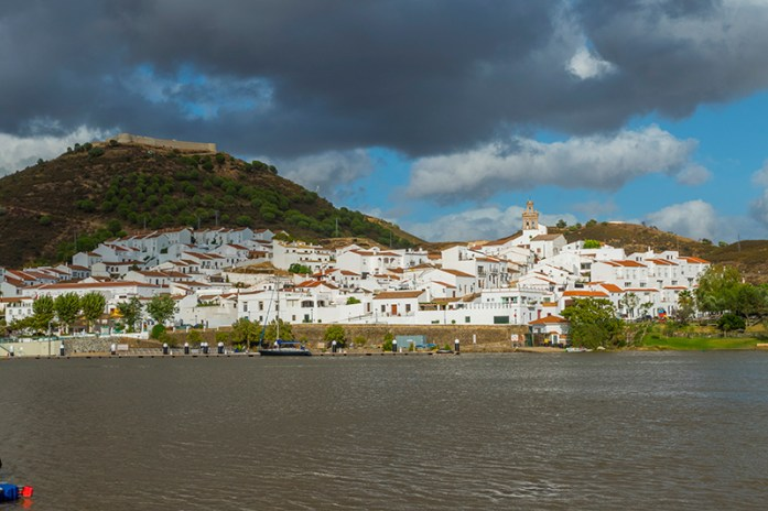 Nas margens do Guadiana, Alcoutim