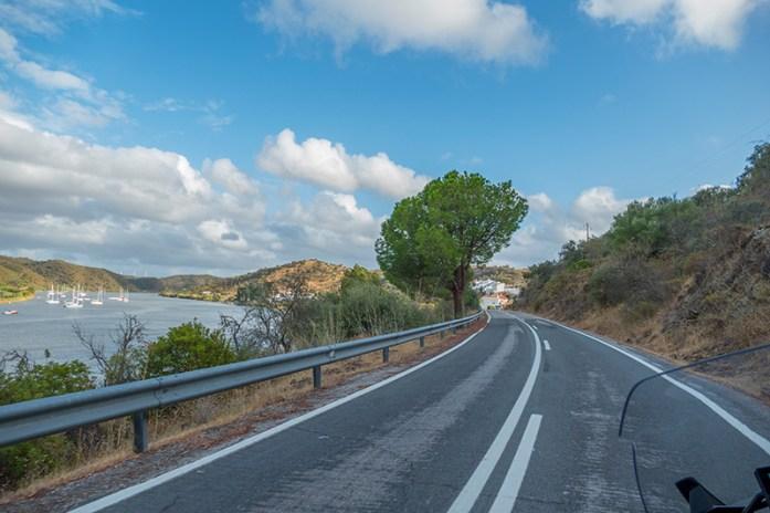 A sul de Alcoutim, pela M507