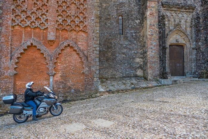 Roteiro de viagem de mota pela Serra de Aracena