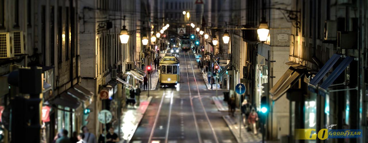 Fernando Pessoa pelas ruas da Baixa de Lisboa