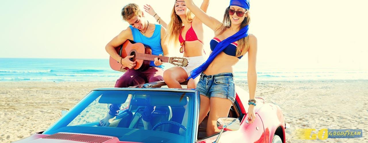 Música para nos levar à praia