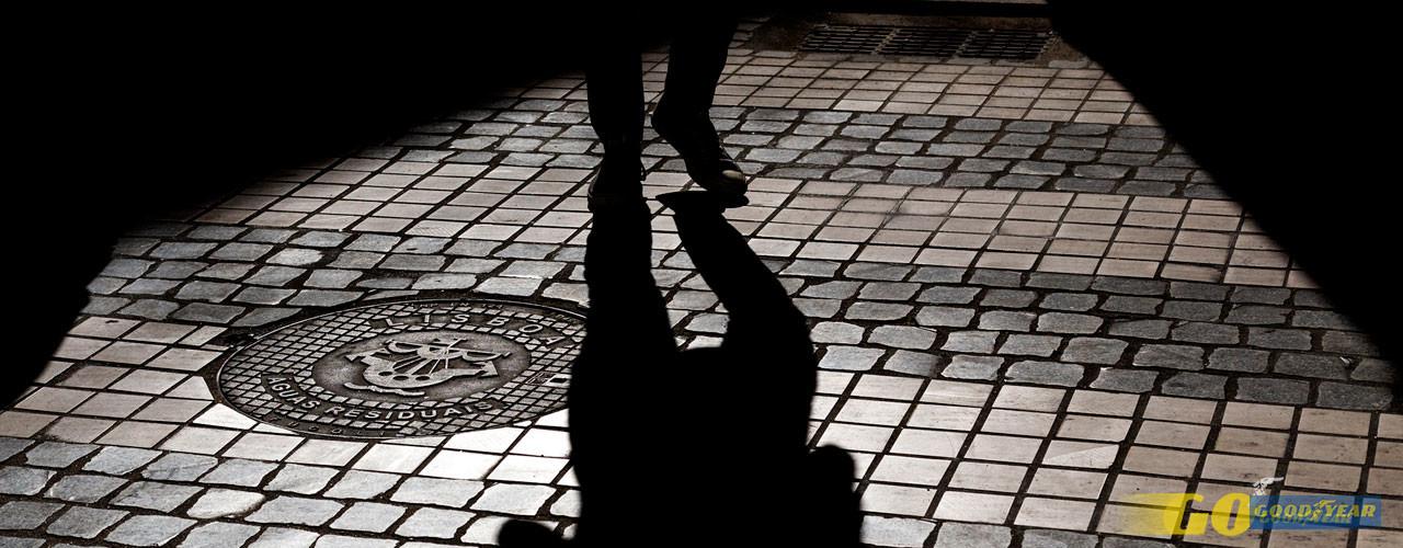 Calçada Portuguesa: caminhar sobre a imaginação