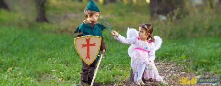 Vamos brincar aos príncipes e princesas em Oeiras!