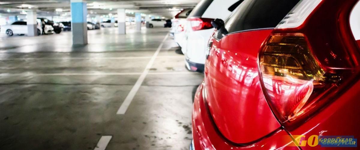 Como funcionam os sensores de estacionamento e porque precisa deles?