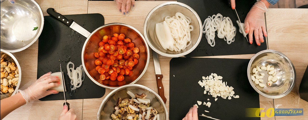 workshops de cozinha