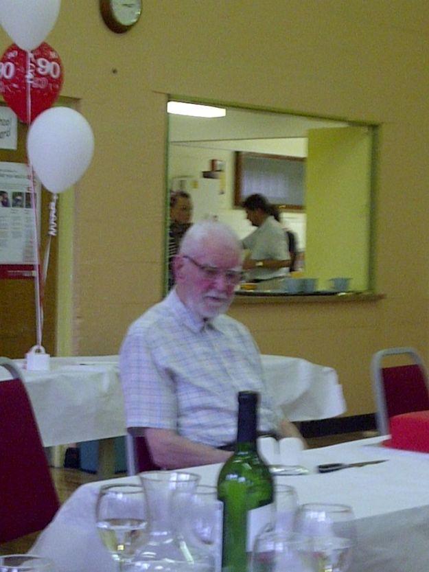 90th Birthday Celebrations