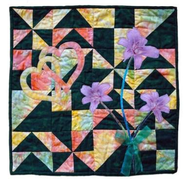 """63. """"20 Yrs of Love"""" Ann Rowland Livingston, Texas"""