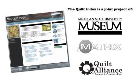 Quilt Index partners