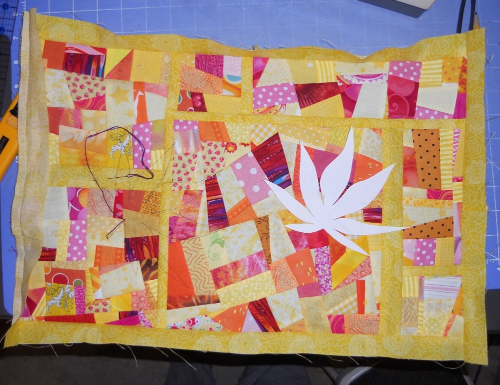 A Brutiful Quilt for Project Quilting (5/6)