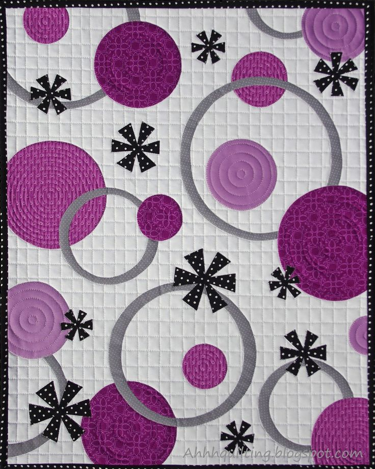 It's a Girl Quilt. (5/6)