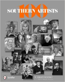 100 Southern Artists by E. Ashley Rooney