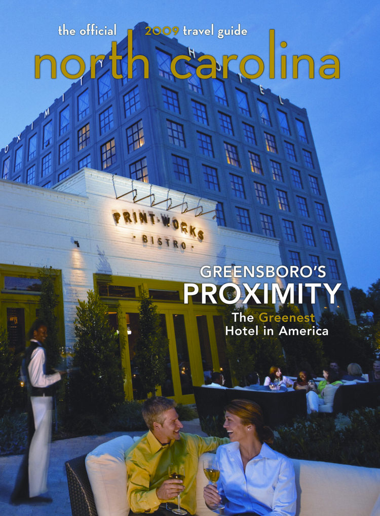 2009 NC Travel Guide