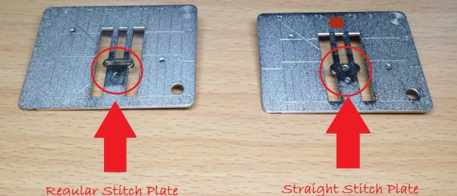 Piecing & Your Stitch Plate