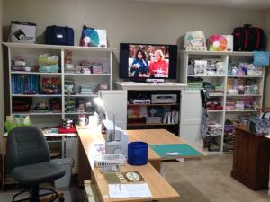 Quilt Room - My Station