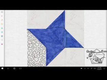 Friendship Star Quilt Block Quilting Ideas Variation #1