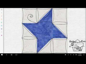 Friendship Star Quilt Block Quilting Ideas Variation #2