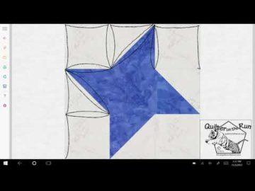 Friendship Star Quilt Block Quilting Ideas Variation #3