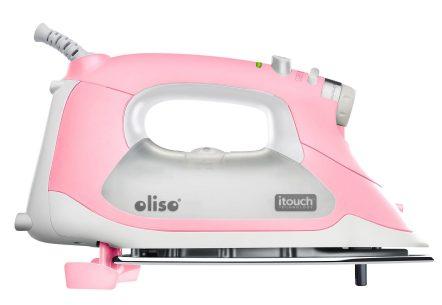 Oliso Brand Smart Iron in Pink