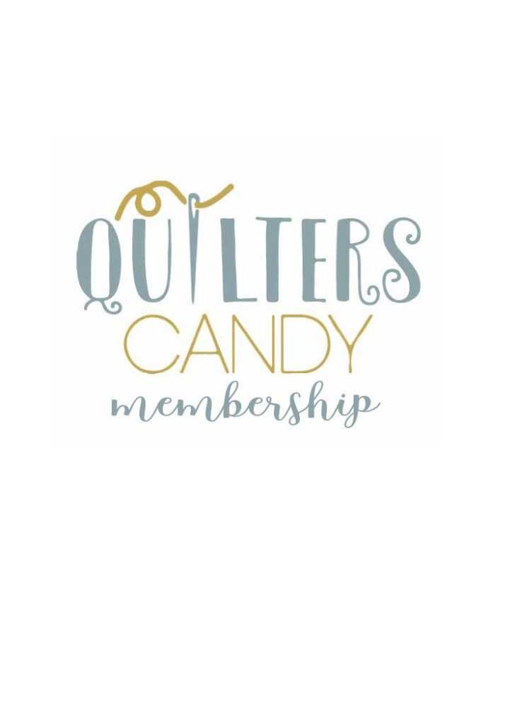 Quilters Candy Membership Logo