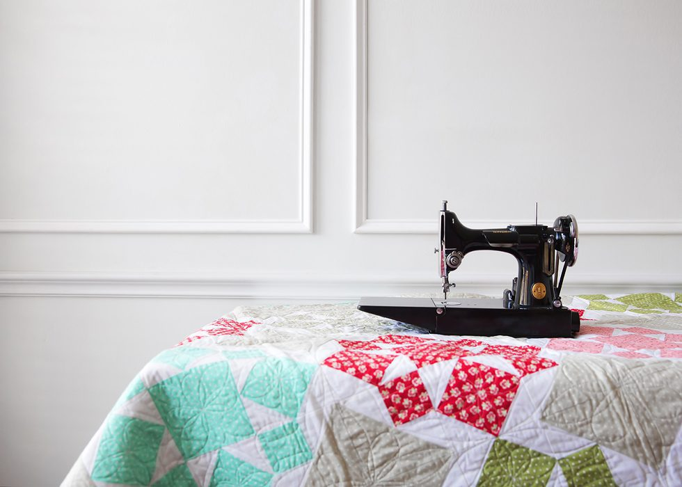 Quilters Candy Sewing Machine