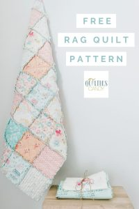 Easy Beginner Quilt, Rag Quilt Tutorial