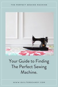 Your Guide To Buying A Sewing Machine