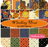 Withcing hour swatches