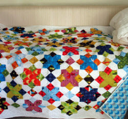 Castle Treasury Quilt Pattern Quilting